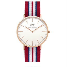 Daniel Wellington (ダニエル ウェリントン)  - Exeter - Rose gold 40mm