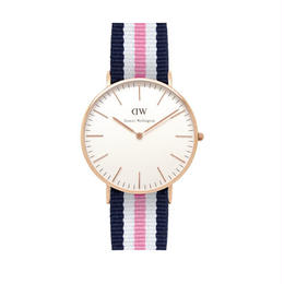 Daniel Wellington (ダニエル ウェリントン) - Southampton - Rose gold 36mm