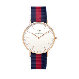 Daniel Wellington (ダニエル ウェリントン) - Oxford - Rose gold 36mm
