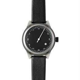 Squarestreet watches - Minuteman - One Hand - Grey / Black
