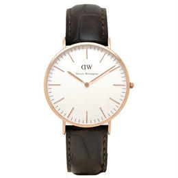 Daniel Wellington (ダニエル ウェリントン) - York  - Rose gold 40mm