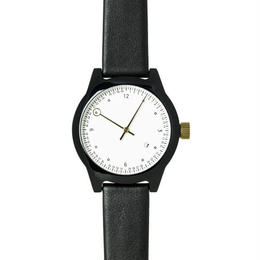 Squarestreet watches - Minuteman - Two Hand - Black