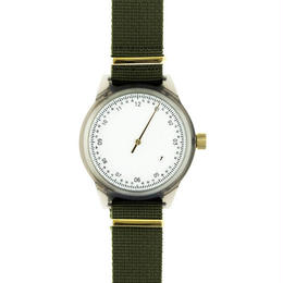 Squarestreet watches - Minuteman - One Hand - Grey