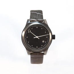 Squarestreet watches - Minuteman - Two Hand - Grey