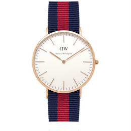 Daniel Wellington (ダニエル ウェリントン) - Oxford - Rose gold 40mm