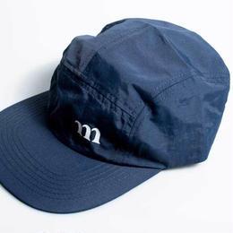 M LOGO JET CAP  (ネイビー)