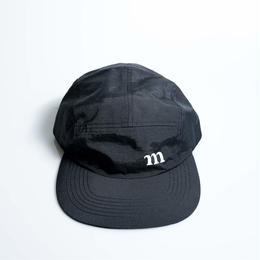 M LOGO JET CAP (ブラック)