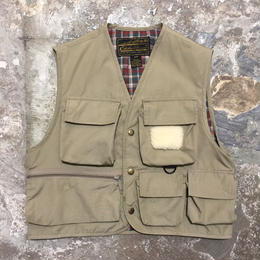 80's Eddie Bauer Fishing Vest