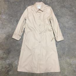 70's~ LONDON FOG Balmacaan Coat BROWN BEIGE