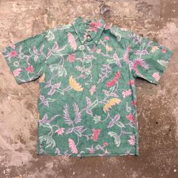 70's Reyn Spooner  Pullover Aloha Shirt