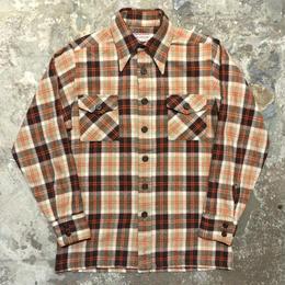 70's McGREGOR Heavy Flannel Shirt