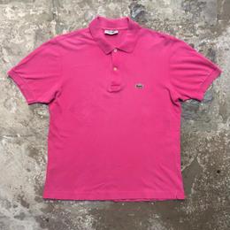 80's CHEMISE LACOSTE Polo Shirt