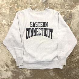 80's Champion REVERSE WEAVE Sweatshirt E.CONNECTICUT