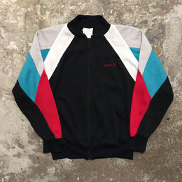80's adidas Sweat Track Top