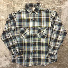 70's BIG MAC Heavy Flannel Shirt(Dead Stock)