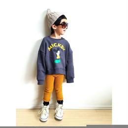 韓国子供服 ✭ ミッキートレーナー ✭