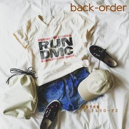 【予約商品】送料無料⑅* 韓国子供服 ✭ RUNDMC Tシャツ ✭ mama papa ✭