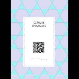 """""""CITRUS & CHOCOLATE"""" 70G"""