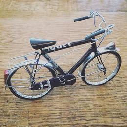 ブリキ自転車  ブラック系