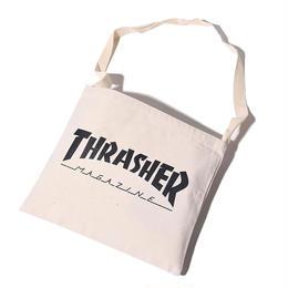 Keith Haring × THRASHER  サコッシュ バッグ (ホワイト)
