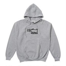 POP SHOP Dog Hooded Sweatshirt