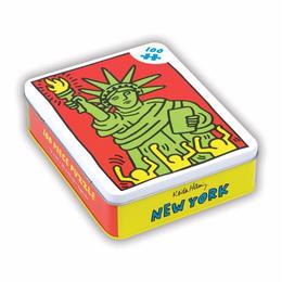 Mudpuppy  Keith Haring New York Puzzle