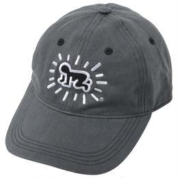 POP SHOP Keith Haring Baseball Cap (Baby) Gray