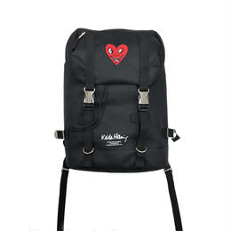 Keith Haring Bag Pack  (Heart)