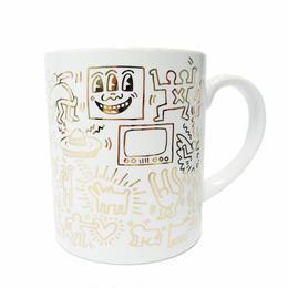 Keith Haring Mug 【Graffit】 キース・ヘリング マグカップ 【グラフティ】