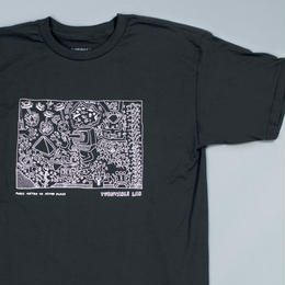 Turntable Lab  Astor Place T-Shirts【Black】