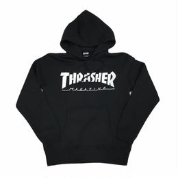 Keith Haring × THRASHER 35th Sweat Pullover  Black