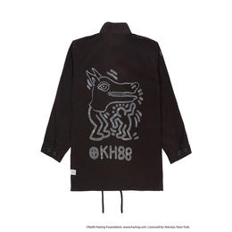 JOYRICH x Keith Haring M-65 Jacket / BLACK