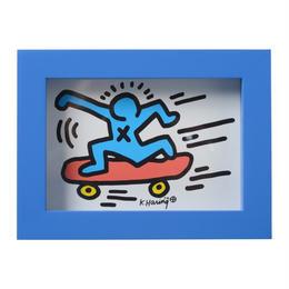 Framed Postcard  額装ポストカード (Skater)