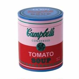 Mudpuppy Andy Warhol Soup Can Puzzle