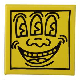 POP SHOP Keith Haring 3 Eyed Pin