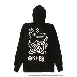 JOYRICH x Keith Haring Hoodie / BLACK