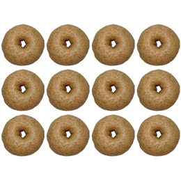 【セットでお得】全粒粉ベーグル 12個セット