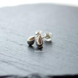 【rosee】sv925 drop pierceⅢ (2pcs)