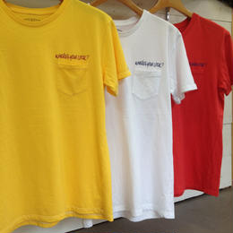 Where's Your Local Pocket Tee