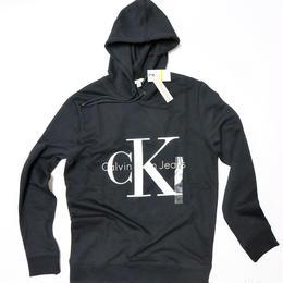 CALVIN KLEIN JEANS Pullover Sweat BLACK
