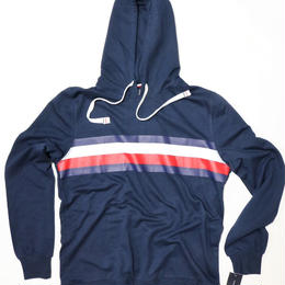 TOMMY HILFIGER hooded Cut&Sewn Navy <M>