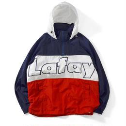 Lafayette ラファイエット OUTLINE LOGO CLASSIC NYLON ANORAK JACKET アノラックジャケット