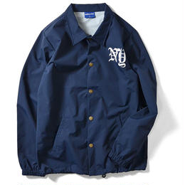 Lafayette  RUN NYC NYLON COACH JACKET  NAVY
