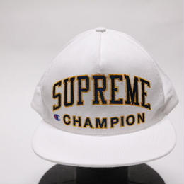 supreme 2017SS CHAMPION 5PANEL WHITE