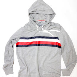 TOMMY HILFIGER hooded Cut&Sewn Grey <M>