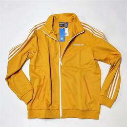 adidas Beckenbauer Track Jacket Yellow