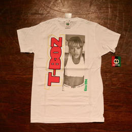 "CROSS COLOURS ""T-Boz"" S/S T-shirt White"