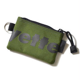 Lafayette LOGO CORDURA COIN CASE  MILITARY GREEN