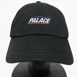 PALACE SKATEBOARDS BASIC 6PANEL BLACK