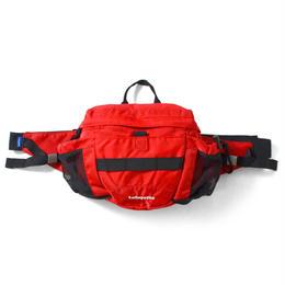 Lafayette ラファイエット SMALL LOGO SPORT HIP BAG ショルダーバック  REDレッド